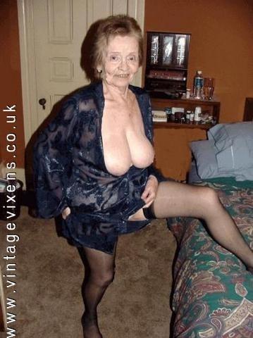 Grannies having fun 5 7