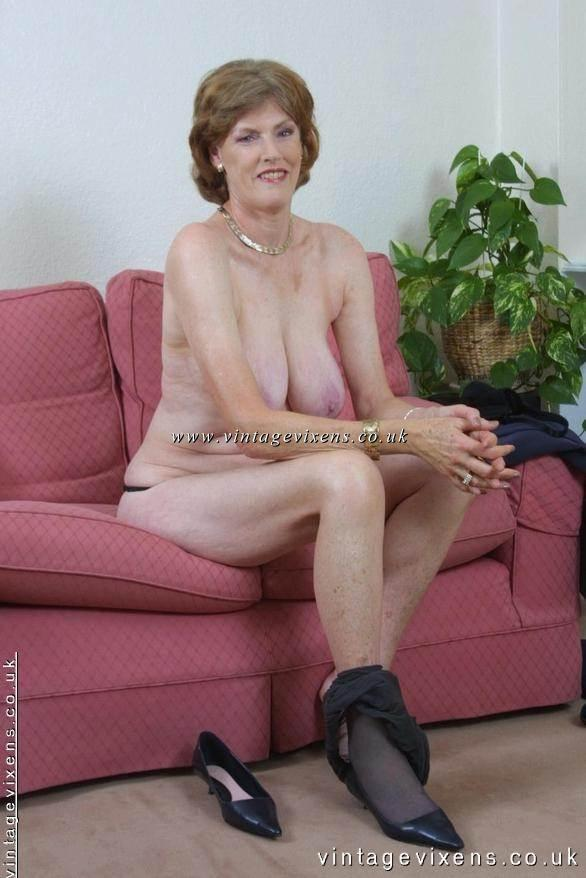 British mature vixens share